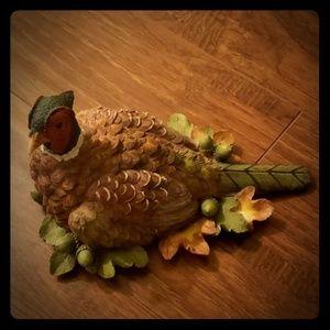 Thanksgiving Turkey Figurine